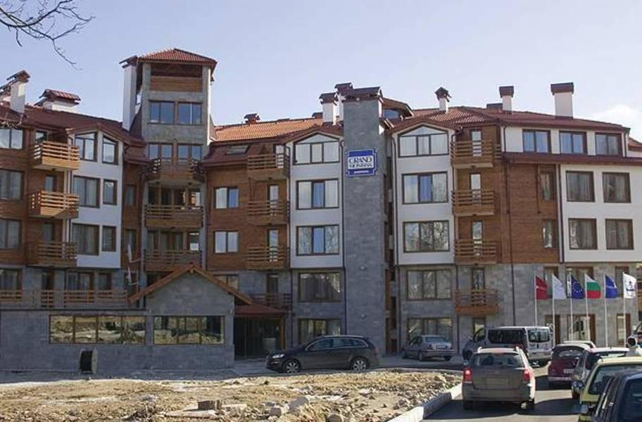Holidays at Grand Montana Hotel in Bansko, Bulgaria