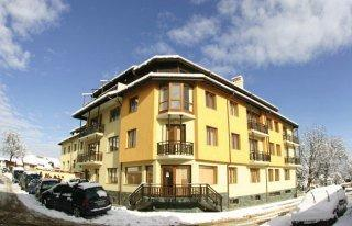 Holidays at Mont Blanc Apartments in Bansko, Bulgaria