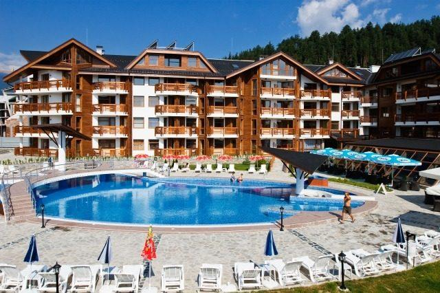 Holidays at Redenka Palace Hotel in Bansko, Bulgaria