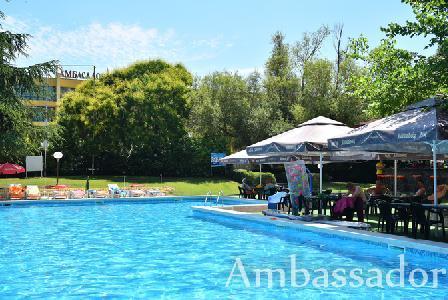 Holidays at Ambassador Hotel in Golden Sands, Bulgaria