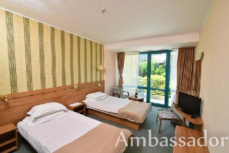 Holidays at Ambassador Hotel in Golden Sands, Bulgaria
