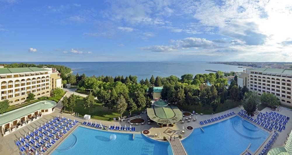 Отель несебр маре болгария