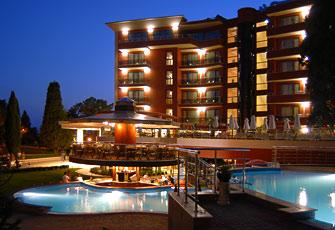 Holidays at Panorama Beach Complex Hotel in Nessebar, Bulgaria