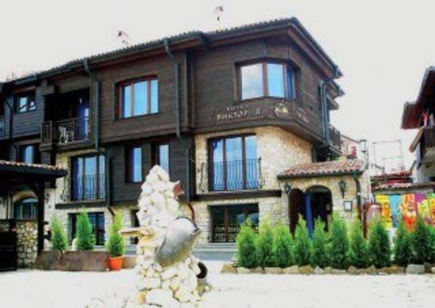 Holidays at Victoria Hotel in Nessebar, Bulgaria