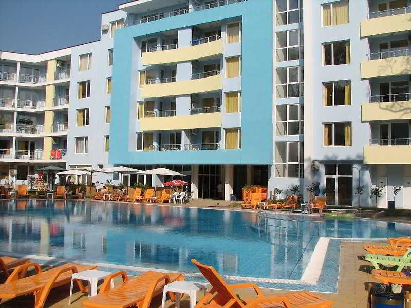 Holidays at Yassen Apartments in Sunny Beach, Bulgaria