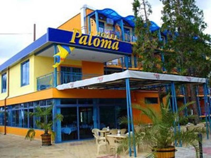Holidays at Paloma Hotel in Sunny Beach, Bulgaria