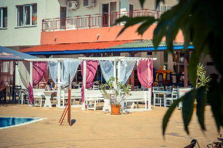 Holidays at Panorama Fort Beach Complex in Sveti Vlas, Bulgaria