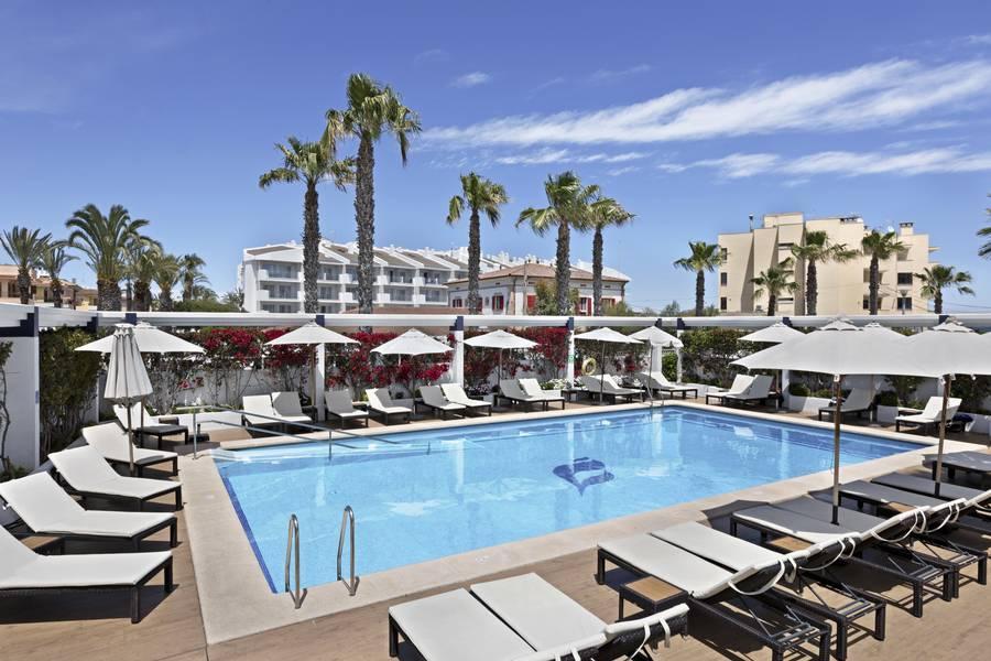 Holidays at Thb Gran Playa Hotel in Ca'n Picafort, Majorca