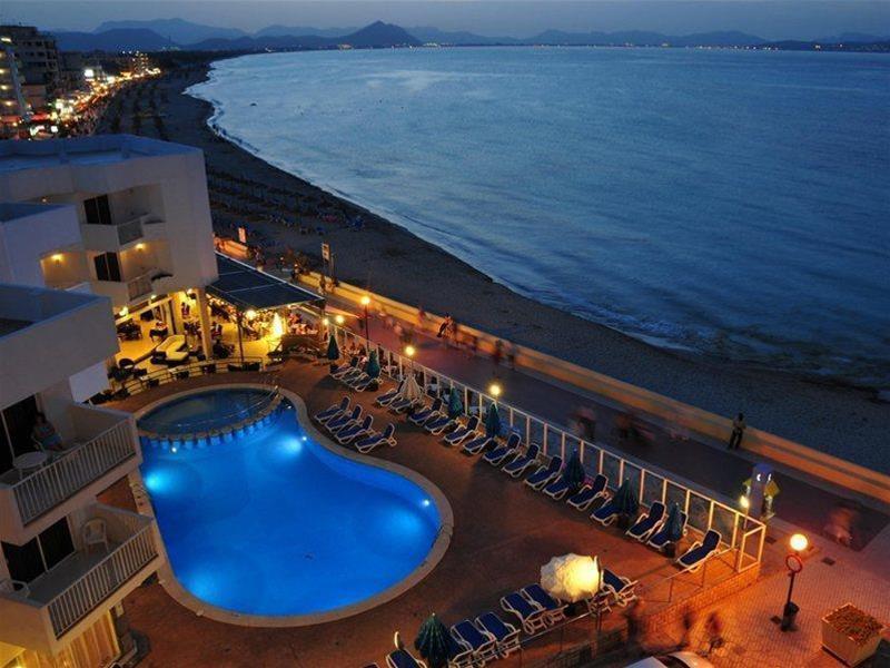 Holidays at Gran Bahia Hotel and Apartments in Ca'n Picafort, Majorca