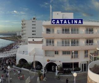 Holidays at Catalina Aparthotel in San Antonio, Ibiza