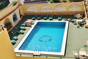 Holidays at Ibiza Rocks Apartments in San Antonio, Ibiza