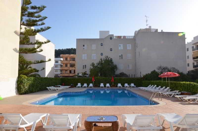 Holidays at Norte Hostal in San Antonio, Ibiza