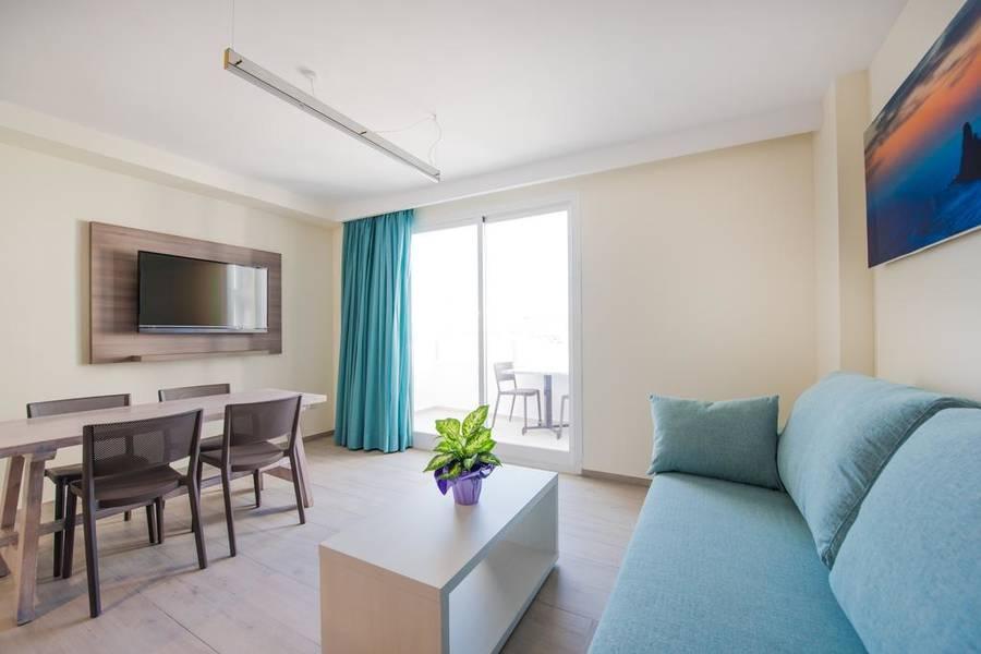 Los Angeles Apartments, San Antonio, Ibiza, Spain. Book ...