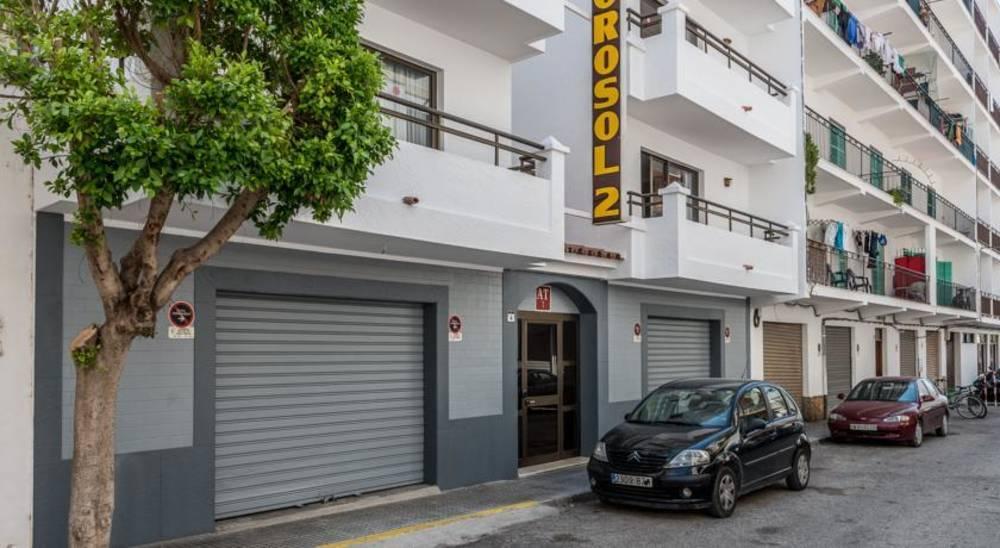 Orosol II Apartments, San Antonio, Ibiza, Spain. Book ...