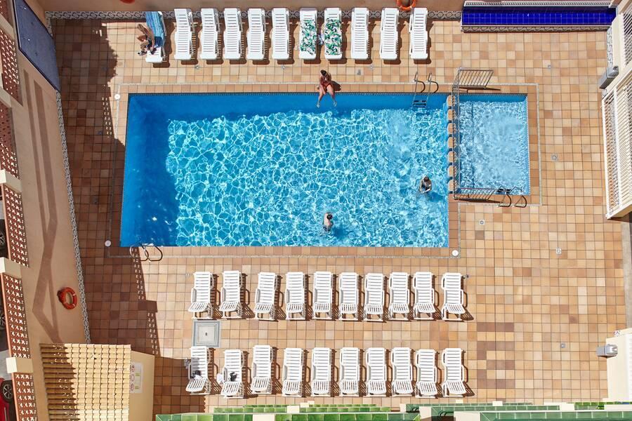 Holidays at Mar I Vent Hotel in San Antonio, Ibiza