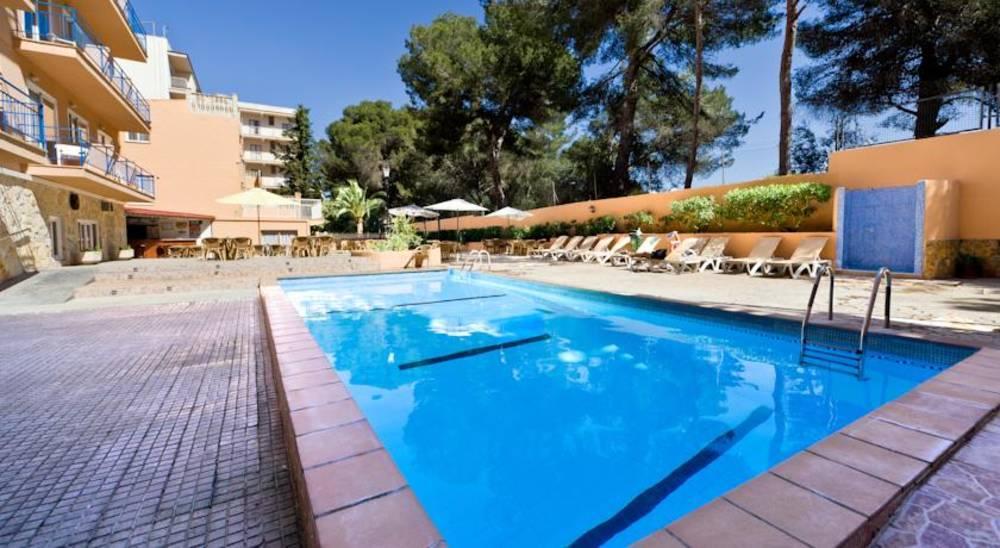 Holidays at Costa Mediterraneo Hotel in El Arenal, Majorca
