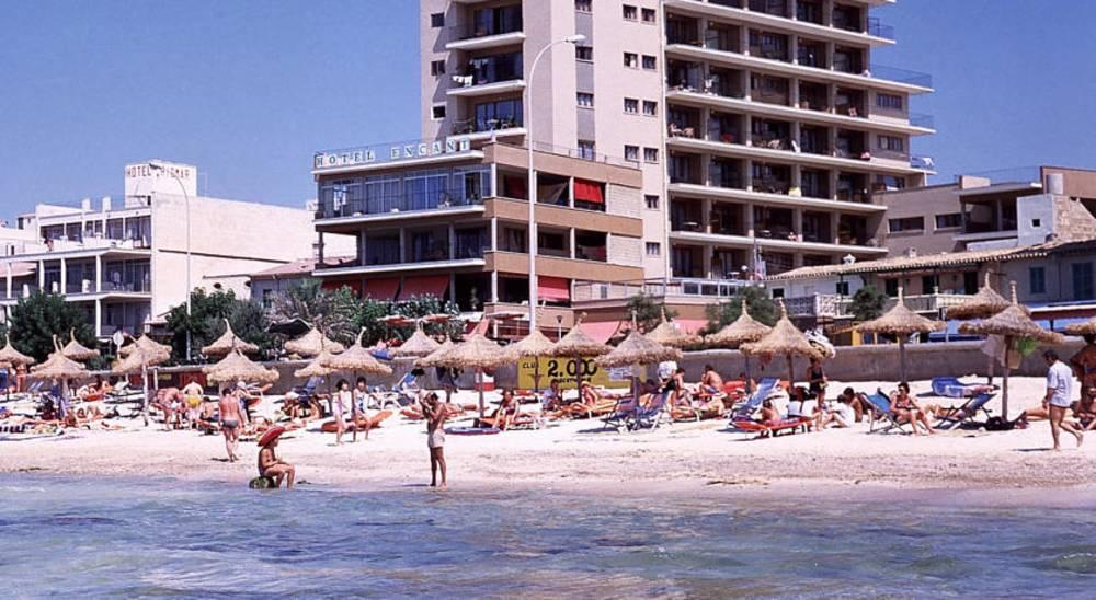 Holidays at Encant Hotel in El Arenal, Majorca