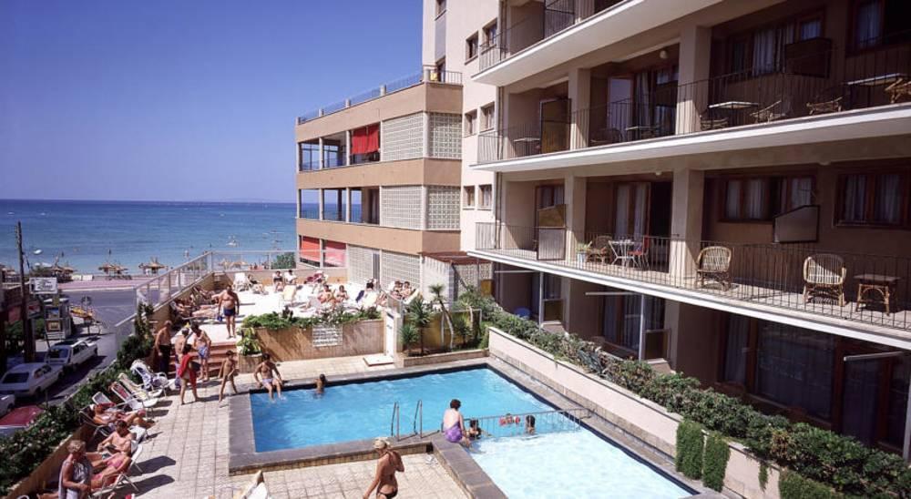 Holidays at Encant Hotel in El Arenal, Majorca