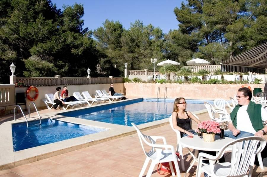 Holidays at Palma Mazas Hotel in El Arenal, Majorca