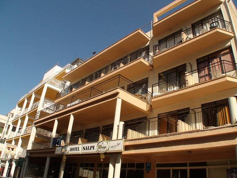 Holidays at Salpi Hotel in El Arenal, Majorca