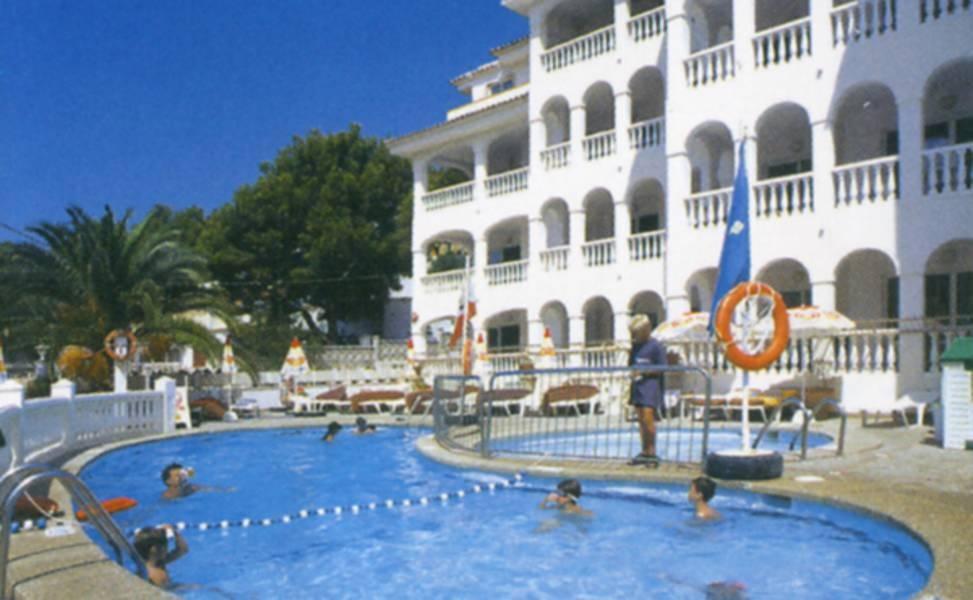 Holidays at Atalaya Bosque Hotel in Paguera, Majorca