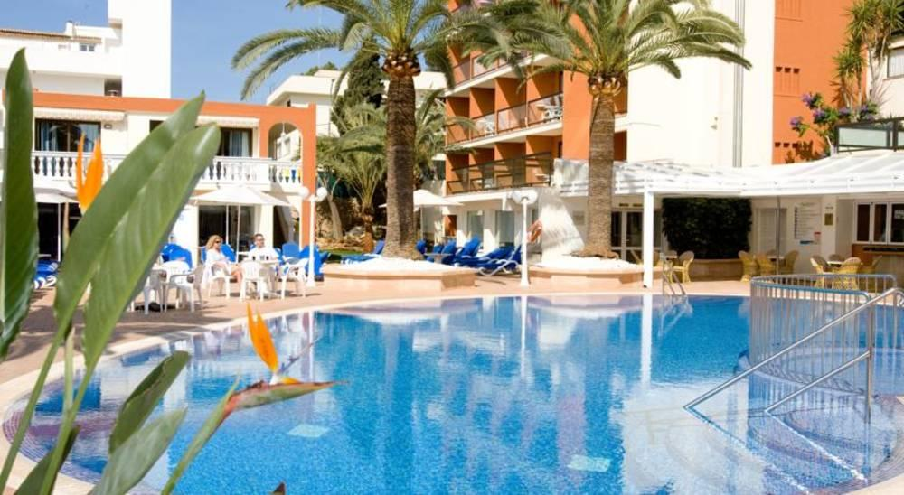 Holidays at HSM Linda Playa Hotel in Paguera, Majorca