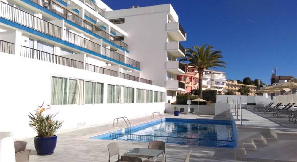 Holidays at Novo Mar Aparthotel in Paguera, Majorca
