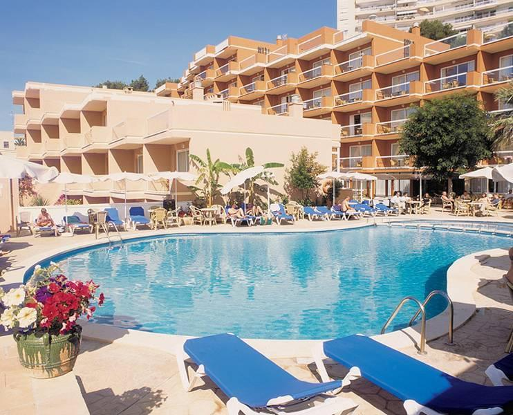 Holidays at Paguera Beach Aparthotel in Paguera, Majorca