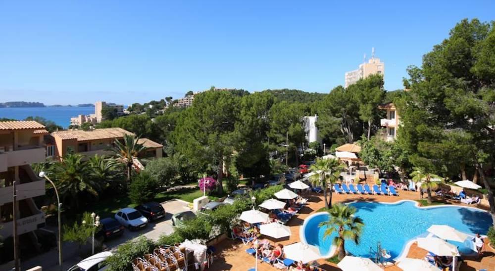 Valentin Paguera Hotel - Adults Only, Paguera, Majorca ...