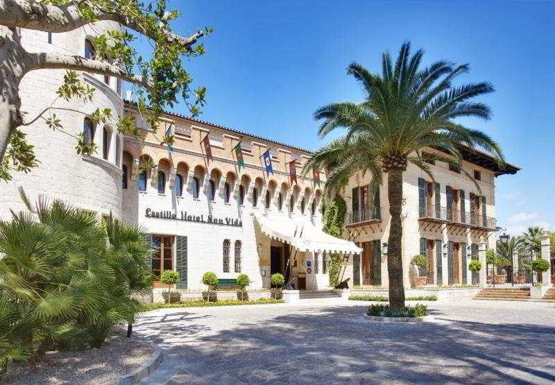 Holidays at Castillo Son Vida Hotel in Palma de Majorca, Majorca