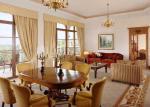 Suite Lounge in Castillo Son Vida Hotel