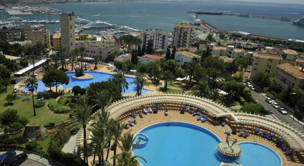 Holidays at GPRO Valparaiso Palace and Spa Hotel in Palma de Majorca, Majorca