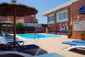 Holidays at Cel Blau Apartments in Es Cana, Ibiza