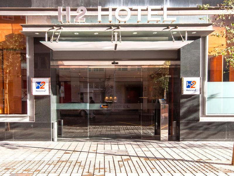 Holidays at H2 Castellon Hotel in Castellon, Costa del Azahar