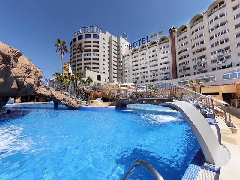 Holidays at Marina D'or 5 Hotel in Oropesa Del Mar, Costa del Azahar
