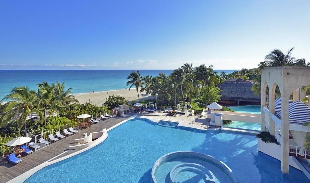 Holidays at Melia Las Americas Hotel in Varadero, Cuba
