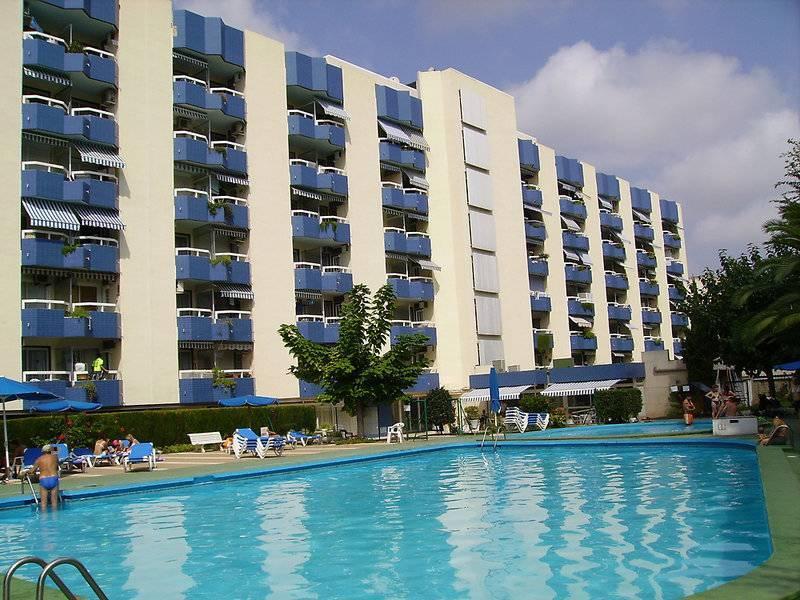 Holidays at Alboran Apartments in Salou, Costa Dorada