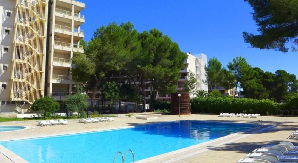 Holidays at Salou Pacific Aparthotel in Salou, Costa Dorada