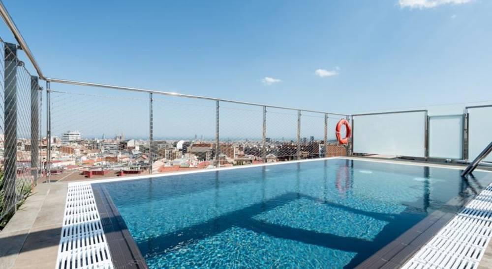 Holidays at Catalonia Park Putxet Hotel in Greater Barcelona, Barcelona