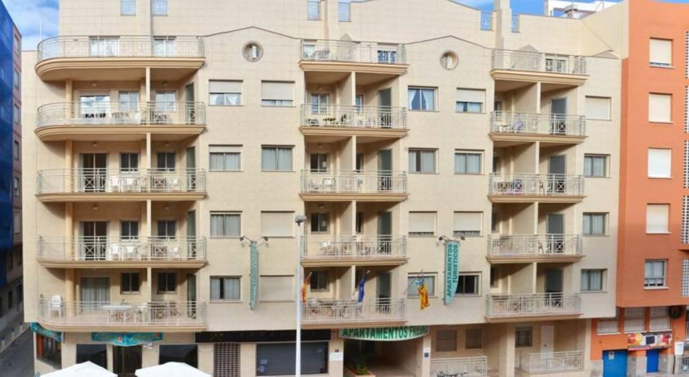 Holidays at Fresno Apartments in Torrevieja, Costa Blanca
