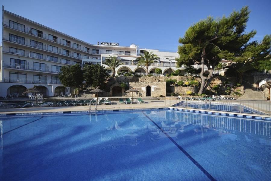 Holidays at Casablanca Hotel and Apartments in Santa Ponsa, Majorca