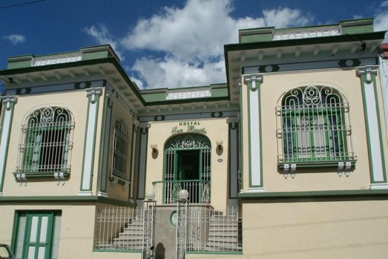 Holidays at San Basilio Hostal in Santiago de Cuba, Cuba