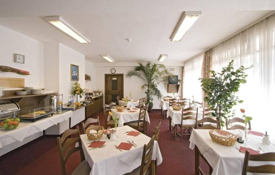 Holidays at Aida Hotel in Prague, Czech Republic