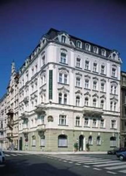 Holidays at Best Western City Moran Hotel in Prague, Czech Republic