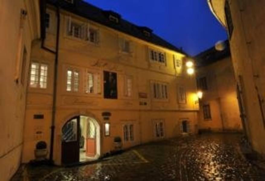 Holidays at Casa Marcello Hotel in Prague, Czech Republic