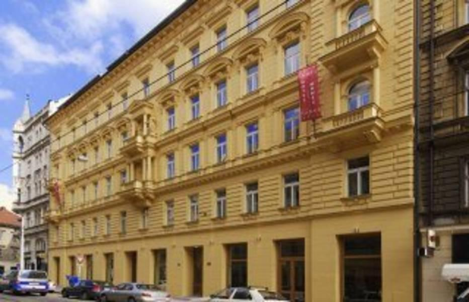 Holidays at EA Manes Hotel in Prague, Czech Republic