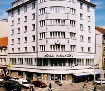 Holidays at Harmony Hotel in Prague, Czech Republic