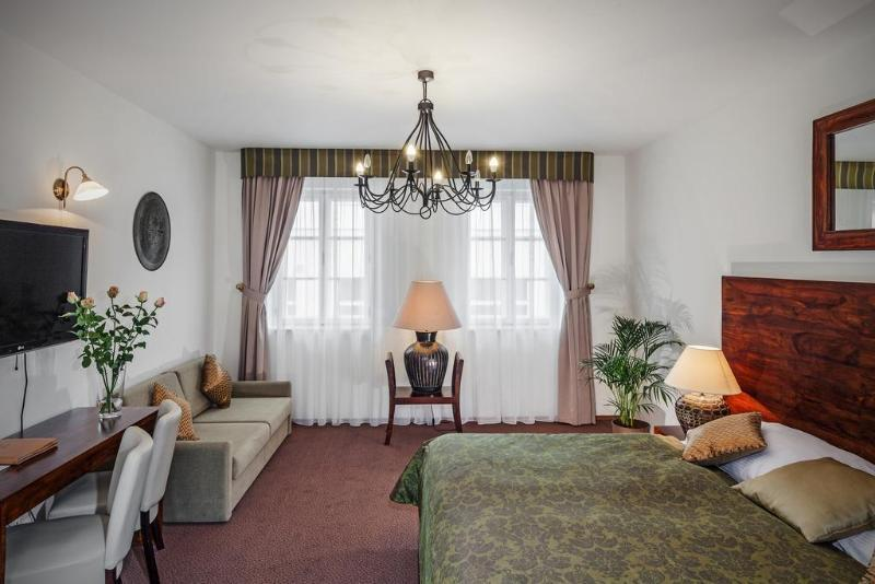 Holidays at Residence Agnes Hotel in Prague, Czech Republic