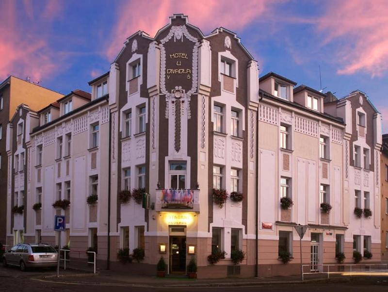 Holidays at U Divadla Hotel in Prague, Czech Republic