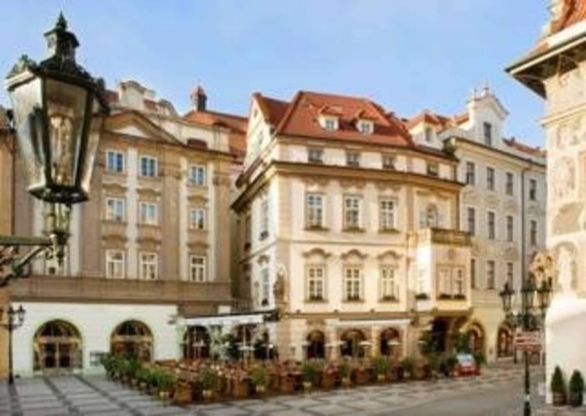 Holidays at U Prince Hotel in Prague, Czech Republic
